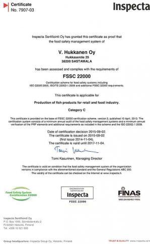 2015-Sertifikaatti-FSSC-22000-eng--7907-03en