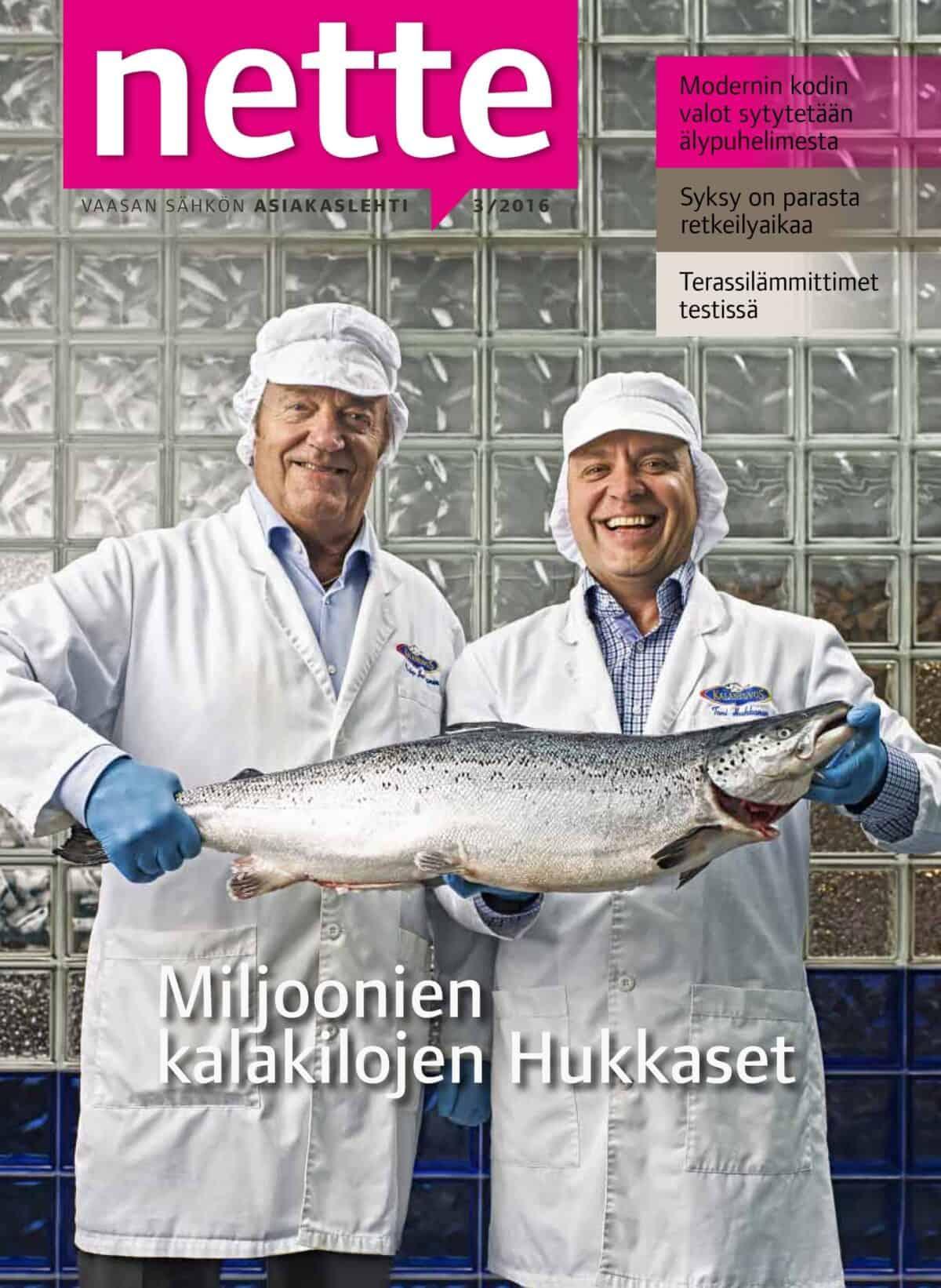 Kalaneuvos V. Hukkanen Oy