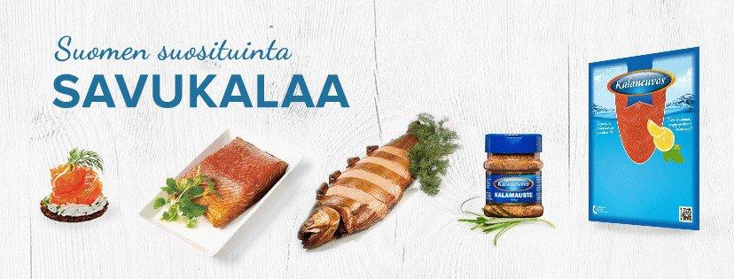 Suomen suosituinta savukalaa Kalaneuvos