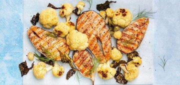 Lohikyljykset grillissä resepti