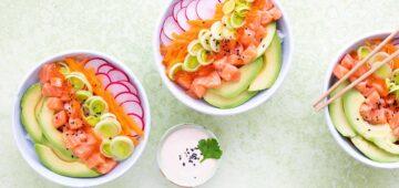 Sushi kulho