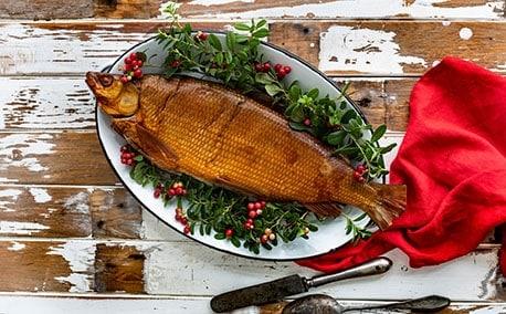 Joulukalat - joulun kalapöytä