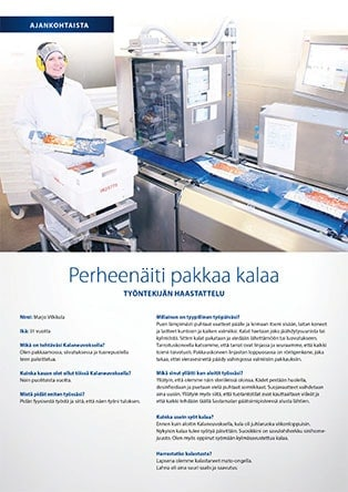 Marjo Vilkkulan haastattelu