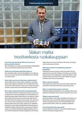 Jari Multanen haastattelu