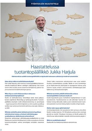 Jukka Harjulan haastattelu