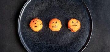sushi Halloween-teemalla